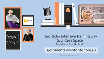 JACradio Intensive Training Day