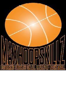 MaxHoopSkills Basketball Institute logo
