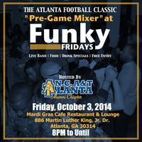 "Atlanta Football Classic ""Pre-Game Mixer"""