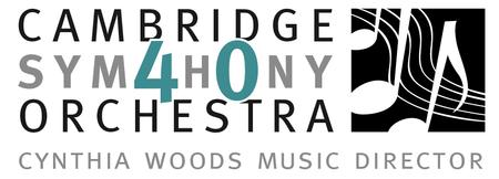 "Cambridge Symphony Orchestra presents ""The New World"""
