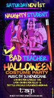 TAJ II Sat's Naughty Student/Bad Teacher Halloween...