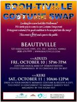 Booh-tiville Costume Swap for Adults