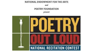 *SOLD OUT - Poetry Out Loud: Chicago Regional Finals