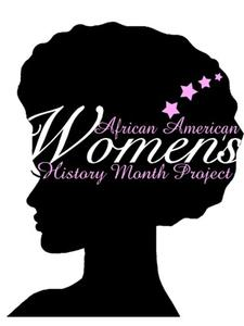 African American Women's History Month Project, Inc. logo
