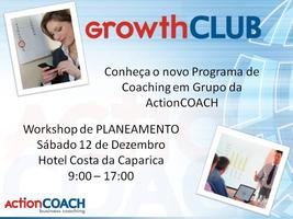 GrowthCLUB | Workshop Planeamento do Seu Negócio