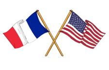 Alexandria-Caen Sister Cities Committee  logo
