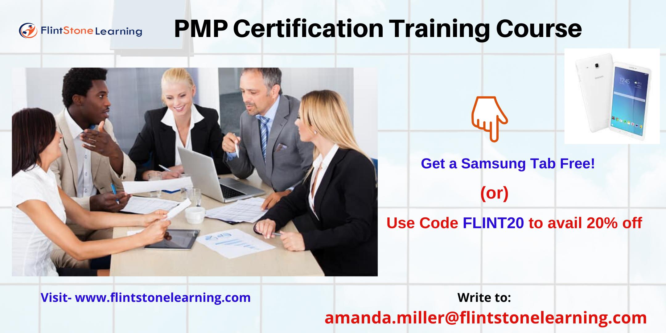 PMP (Project Management) Certification Training in Saint John, NB