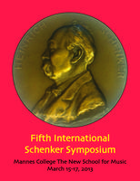Fifth International Schenker Symposium