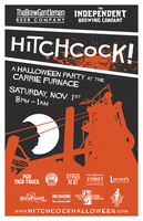 HITCHCOCK! A Halloween Party at the Carrie Furnace