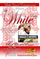 All White Christmas Extravaganza ft. Soulful R&B Singer,...