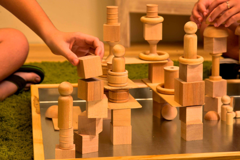 Beyond the Blocks: Exploring Mathematical & Literacy Thinking