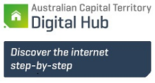 ACT Digital Hub logo