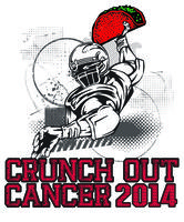 2nd Annual - El Vaquero Crunch out Cancer Taco Eating...