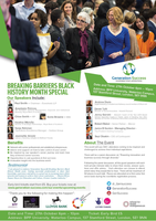 Breaking Barriers Black History Month Special