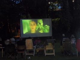 Halloween Outdoor Film 'Screaming' - 'Ghostbusters'