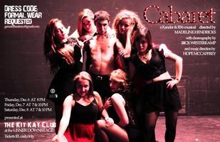 Generic Presents: Cabaret