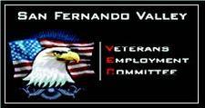 San Fernando Valley Veterans Employment Committee logo