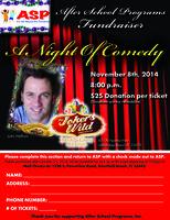 Comedy Night $25 Donation per ticket