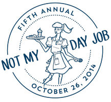 Not My Day Job 2014: Celebrating Art, Talent, and Taste