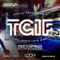 #TGIF @ LOOK First Fridays Ladies Night
