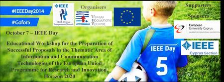 Training Workshop for Horizon 2020: Information and...