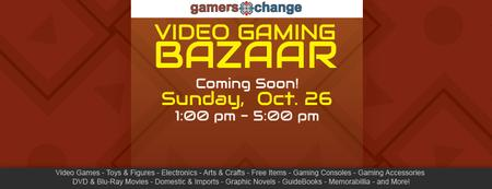 gamersXchange Sunday 10/26/2014