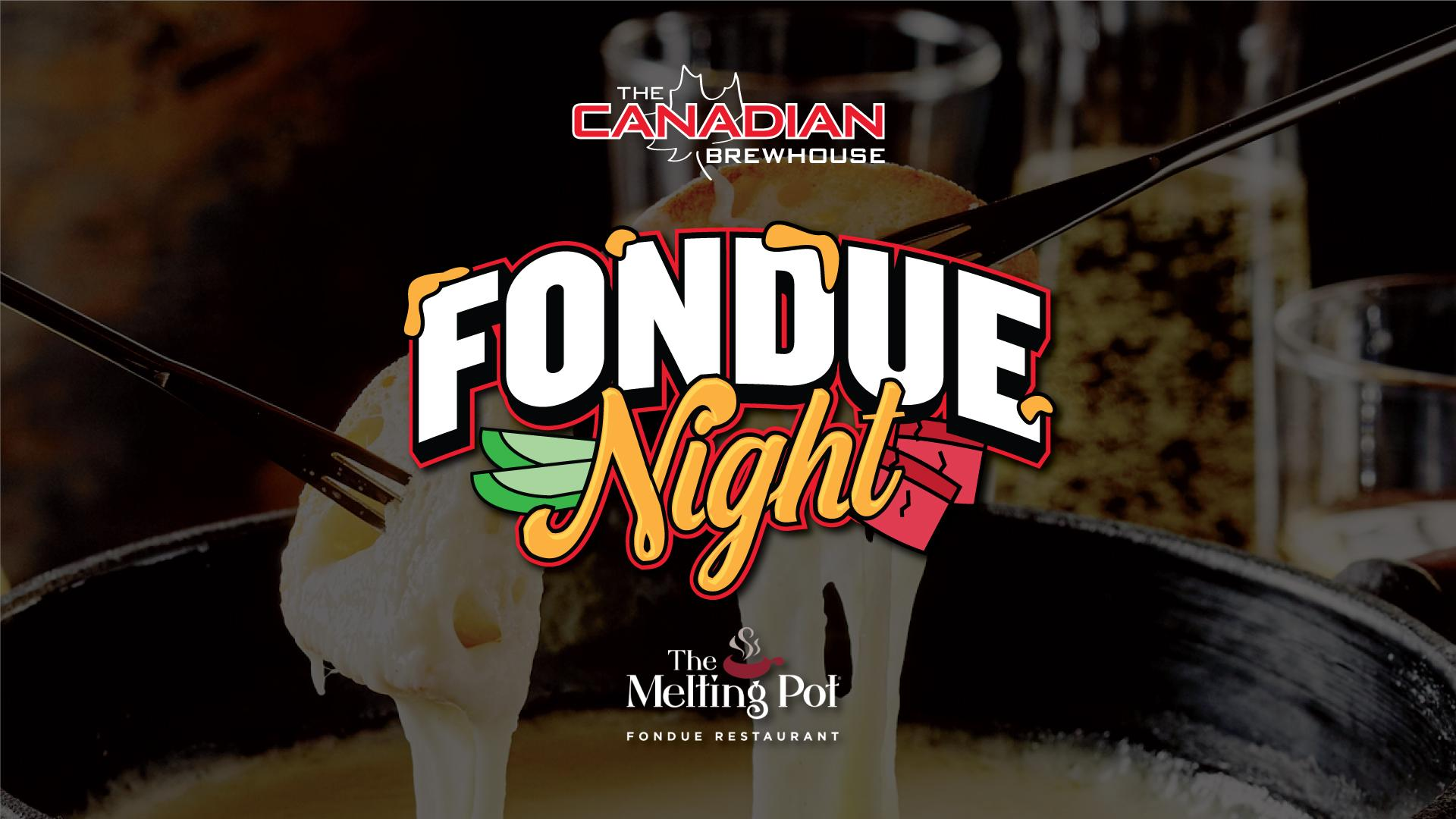 Grande Prairie Fondue Night!