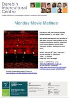 Intercultural Monday Movie Matinee