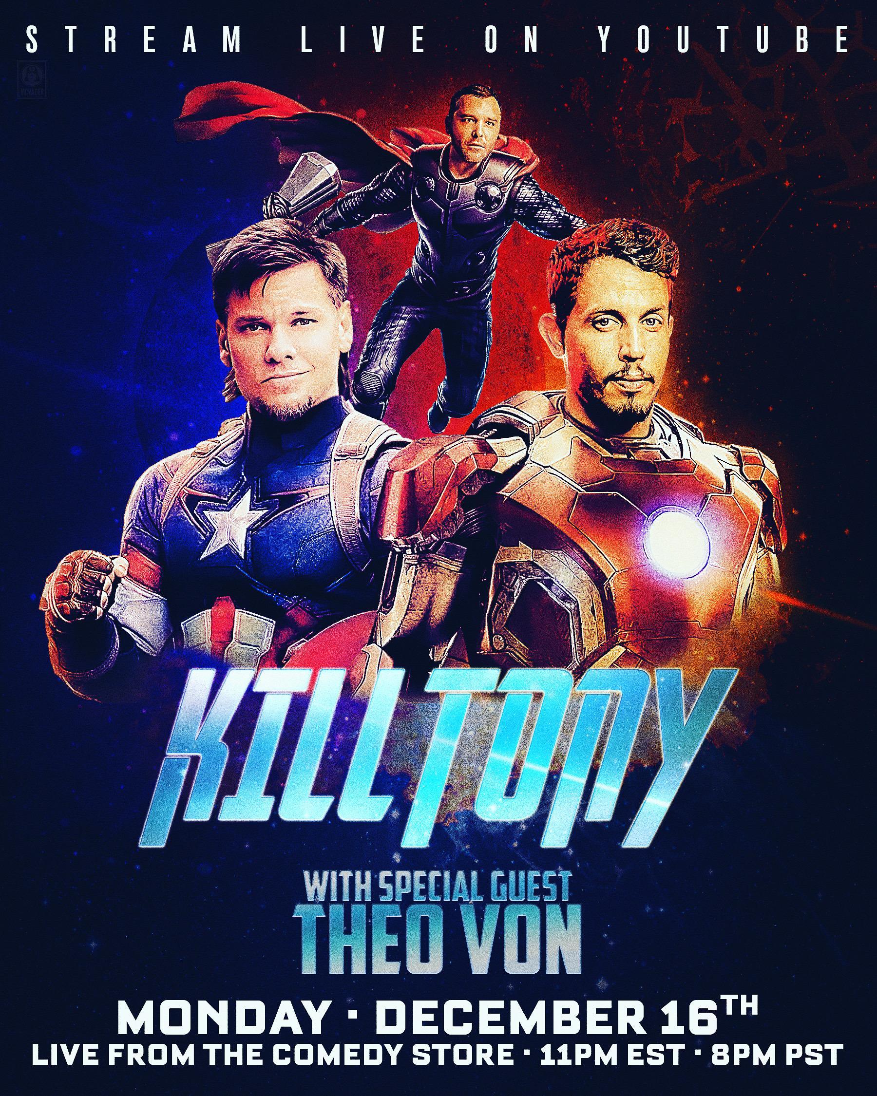 Kill Tony with Theo Von