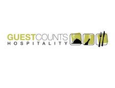 GuestCounts Hospitality logo
