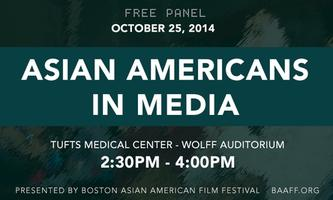Asian Americans in Media  [Free Panel]