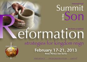 International Summit In The Son 2013