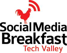 Social Media Breakfast Tech Valley logo
