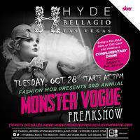 Monster Vogue Halloween Freak Show/Fashion Mob/Adopt a...