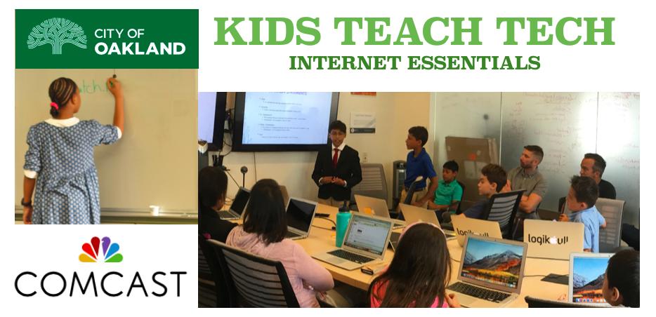Kids Teach Tech Free Coding Classes for Kids - Beginning Scratch Programming - January 25, 2019