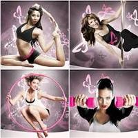 Fitness, Cocktails & Flirty Girl Fun (all levels,...