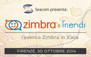 Zimbra&Friends: l'evento Zimbra in Italia