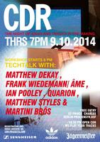 CDR Berlin TECH TALK