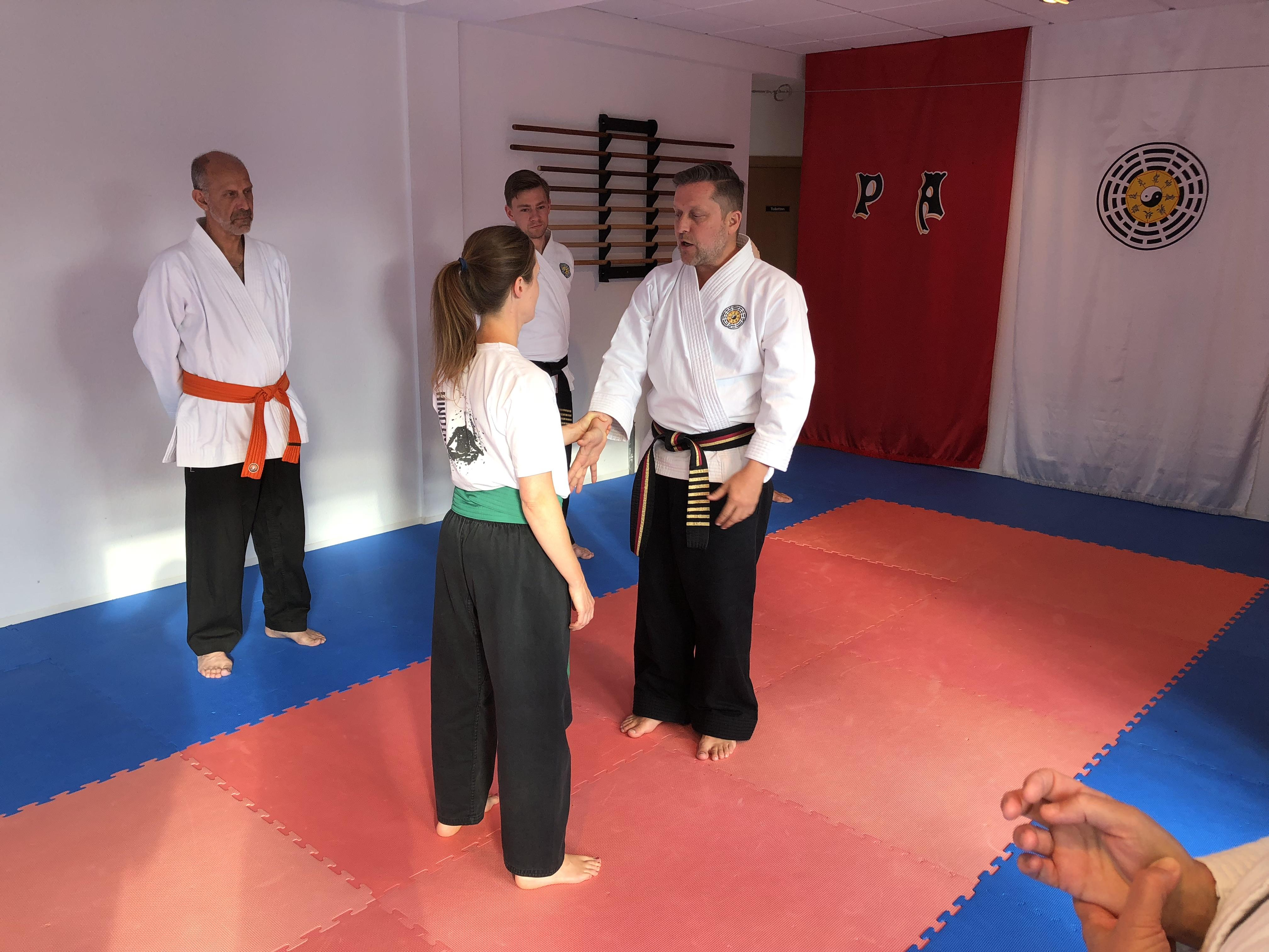 Kampfkunst & Selbstverteidigung