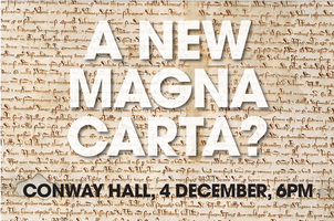 A 'New Magna Carta'?