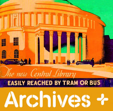 Archives+ logo