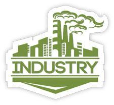 Industry Coworking logo