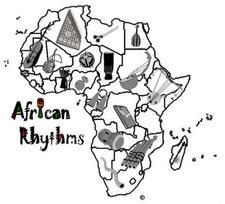 African Rhythms logo