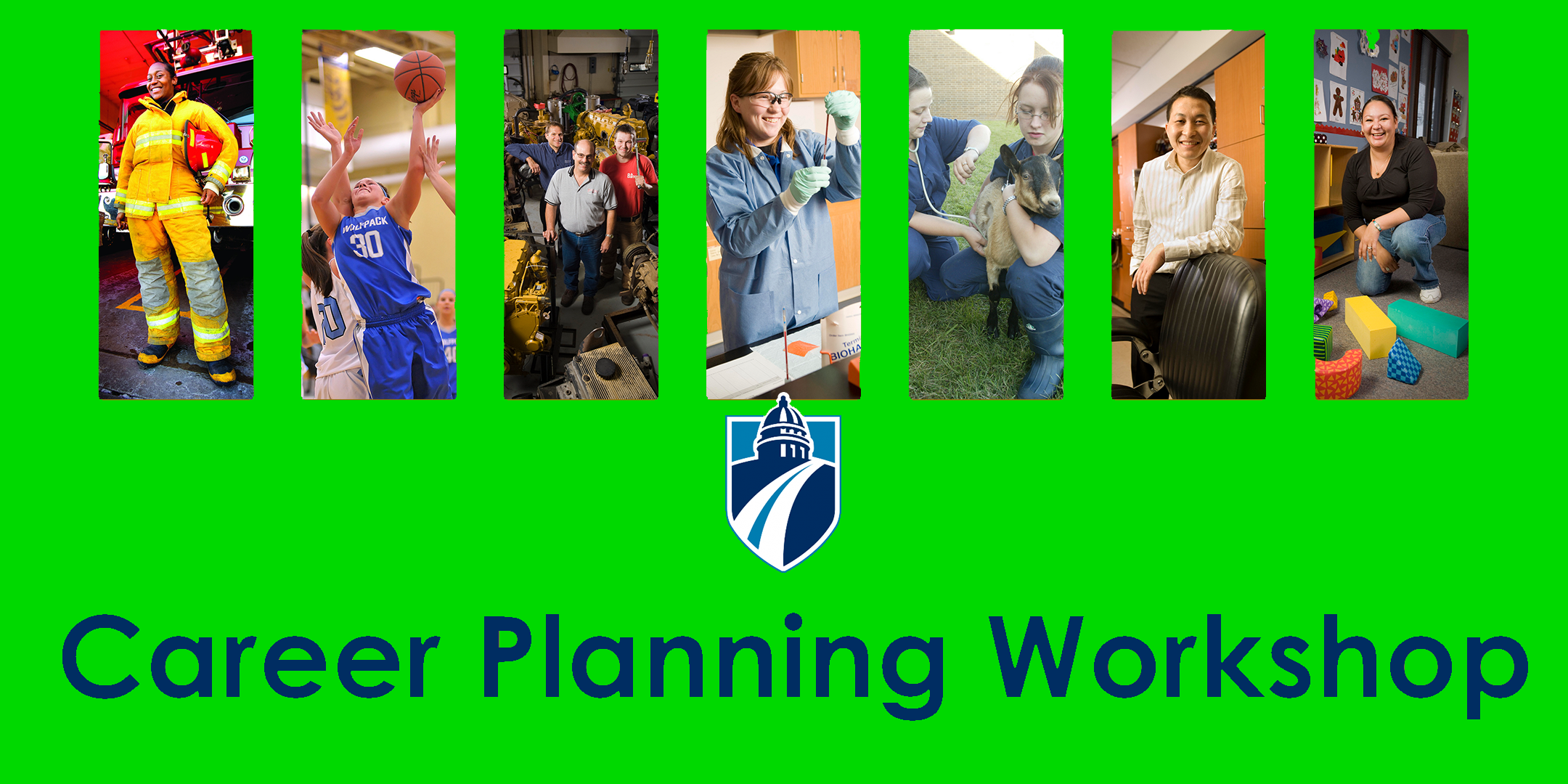 Career Planning Workshop-Reedsburg Campus (Spring 2020)
