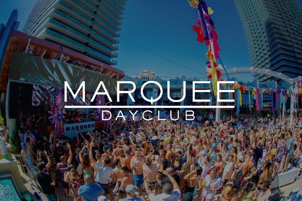 MARQUEE DAY CLUB POOL PARTY - VEGAS POOL PARTY - LAS VEGAS POOL PARTY