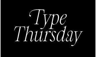Type Thursday
