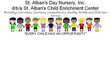 St. Alban's Child Enrichment Center logo