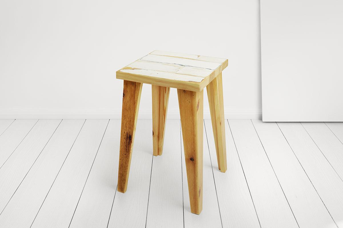 Hockerworkshop - Build your own upcycling stool