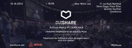 OuiShare Meetup #1 Casablanca
