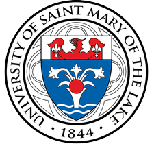 University of Saint Mary of the Lake/Mundelein Seminary logo